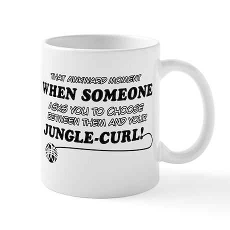 Jungle-Curl cat gifts Mug