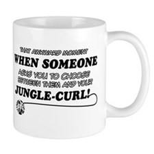 Jungle-Curl cat gifts Mug