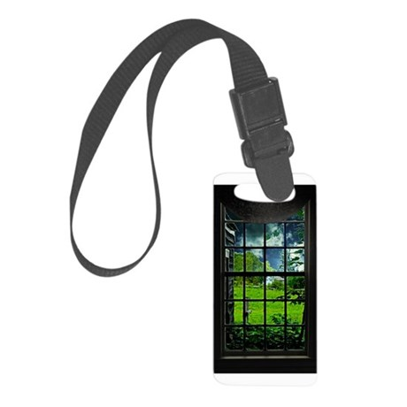 after a rain.png Luggage Tag
