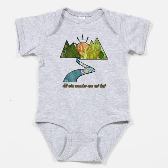 Wander Baby Bodysuit