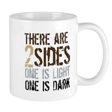 Two Sides, One is Light, One is Dark - LOST Mug