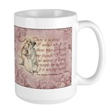 Jane austen Large Mugs (15 oz)
