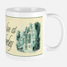 Jane Austen Pemberley Mug