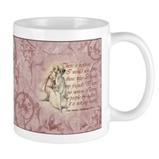 Jane Austen Friends Quote Mug