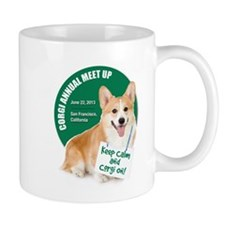 SF Corgi Meet Up Mug