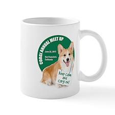 SF Corgi Meet Up Mug