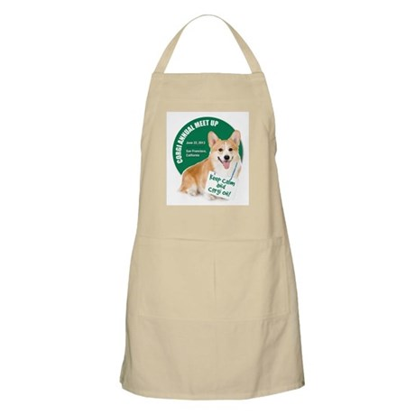 SF Corgi Meet Up Apron