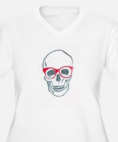 Skeletons Need to See Too Plus Size T-Shirt