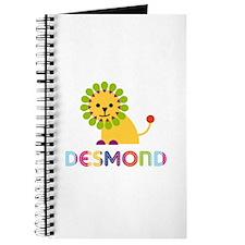 Desmond Loves Lions Journal