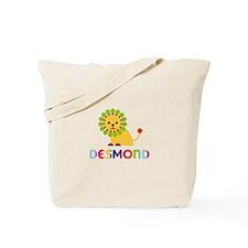 Desmond Loves Lions Tote Bag