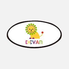 Devan Loves Lions Patches