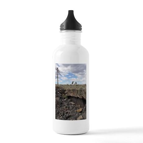 WIND CAVE BEND OREGON Water Bottle
