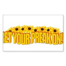 Get Your Preak On corrected Decal