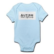 Autism Think Infant Bodysuit