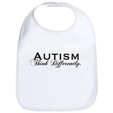 Autism Think Bib