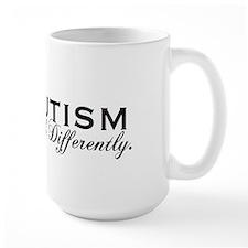Autism Think Mug
