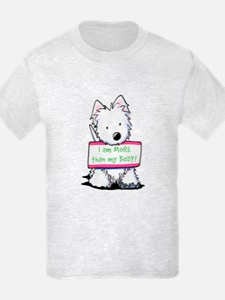 Westie Vital Signs: BODY T-Shirt