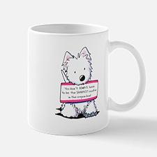 Vital Signs Westie: Sharp Mug