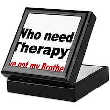 Who needs Therapy Keepsake Box