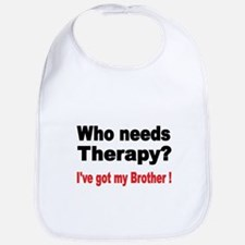Who needs Therapy Bib
