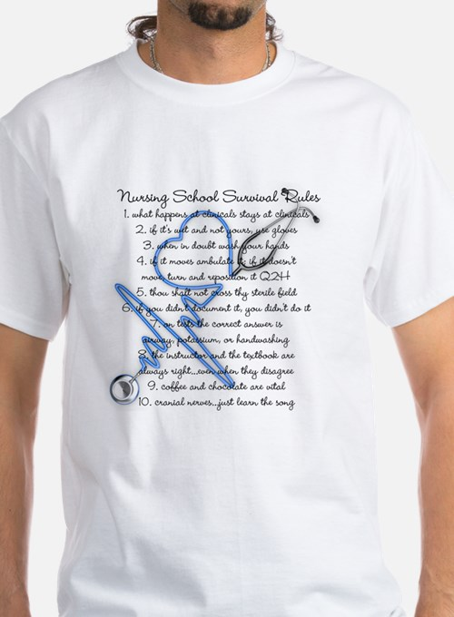 Nursing school t shirts shirts tees custom nursing for Custom school t shirts