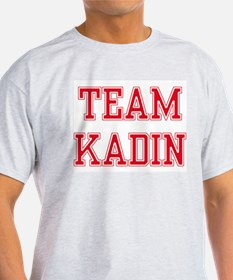 TEAM KADIN  Ash Grey T-Shirt