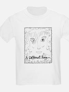 ADifferentFace T-Shirt