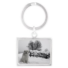 Great Pyrenees Keychains