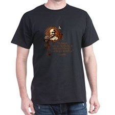 Funky Gandhi-Dig the Earth T-Shirt