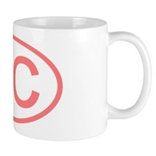 DC Oval - Washington DC Mug