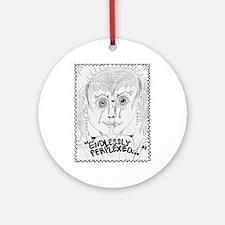 EndlesslyPerplexed Ornament (Round)
