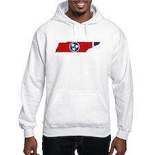 Tennessee Flag Jumper Hoody