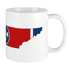 Tennessee Flag Small Mug