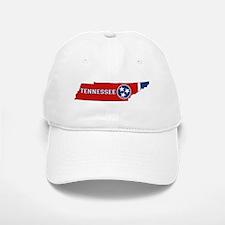 Tennessee Flag Baseball Baseball Cap