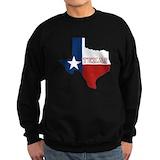 Fort worth texas Sweatshirt (dark)