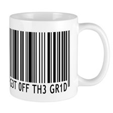 Get off the Grid | Mug