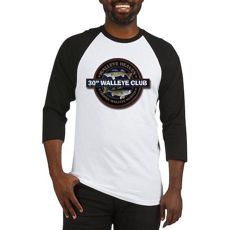 Walleye Baseball Jersey