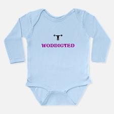 WODDICTED Long Sleeve Infant Bodysuit