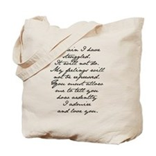 5 Jane Austen Prop... Tote Bag