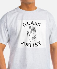GLASS ARTIST.jpg T-Shirt