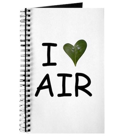 I Love Air | Journal
