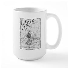 LoveLifts Mug
