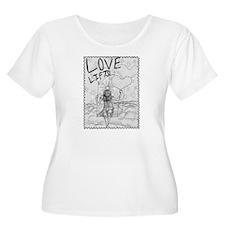 LoveLifts Plus Size T-Shirt