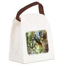 Eastern Rosella 9R033D-09 Canvas Lunch Bag