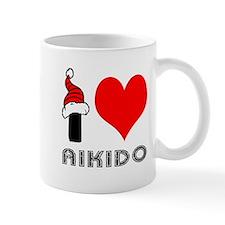I Love Aikido Mug