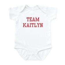 TEAM KAITLYN  Infant Bodysuit