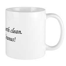 Keep the Earth Clean Mug