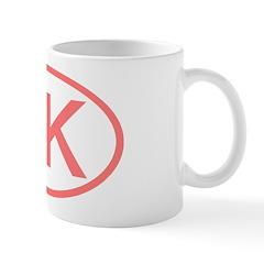 AK Oval - Alaska Mug