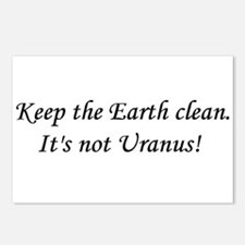 Keep the Earth Clean Postcards (8)