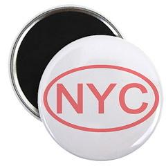 NYC Oval - New York City 2.25